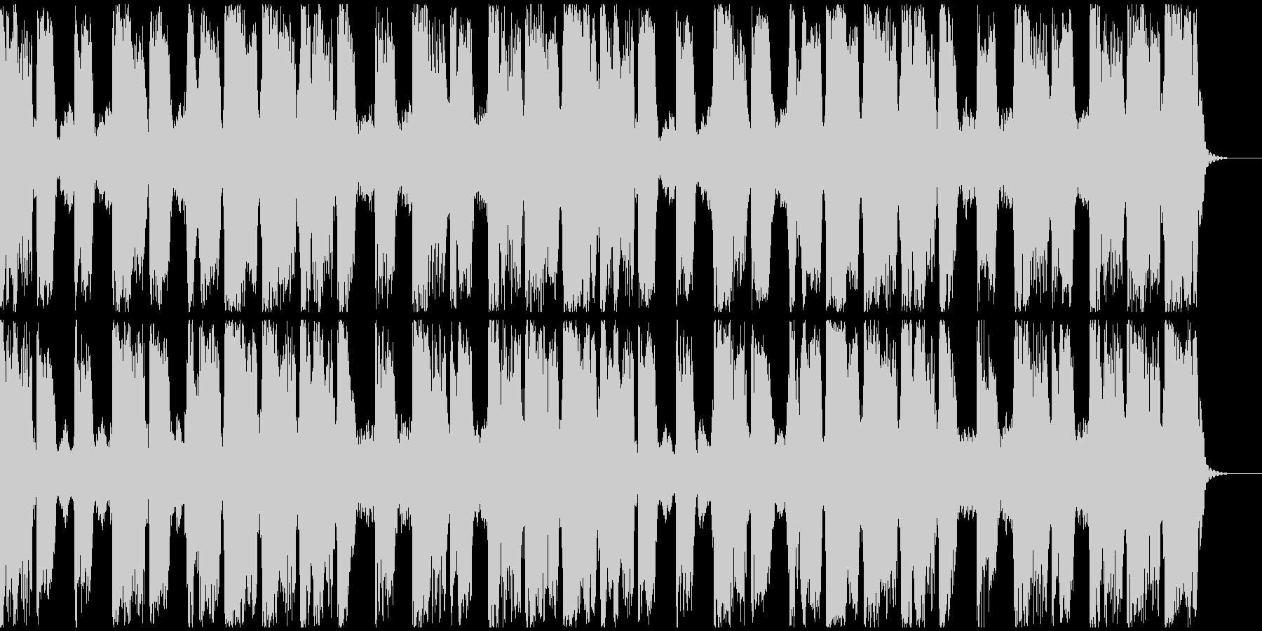 【フューチャーベース】4、ショート2の未再生の波形