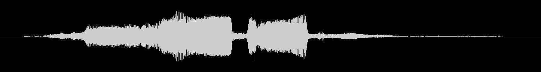 アコードオンボード-エンジン、単一...の未再生の波形