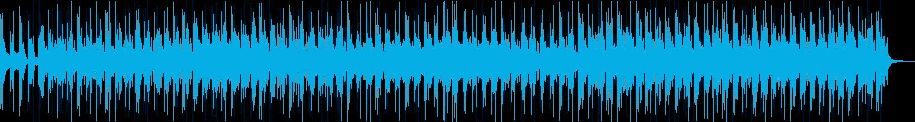 六月の月のイメージ。厳かでリズミック。の再生済みの波形