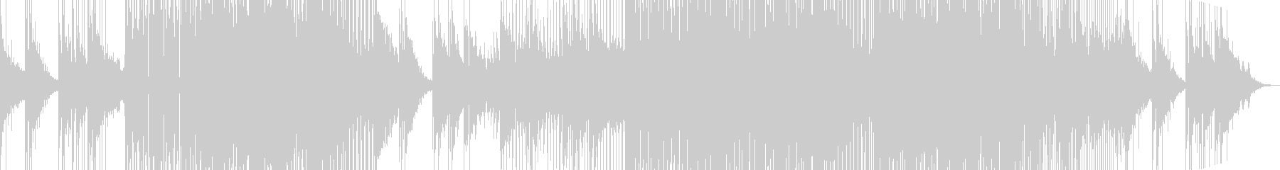 ハウス ダンス プログレッシブ お...の未再生の波形