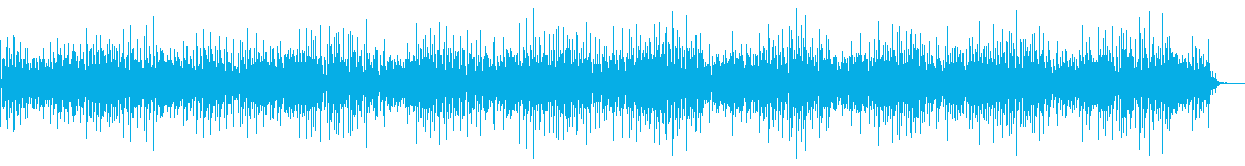 Corporate Synth 127の再生済みの波形