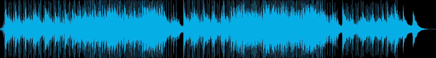 フォーク音響研究所さわやかで素朴な...の再生済みの波形