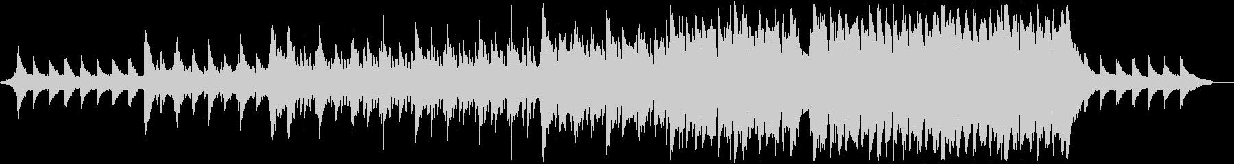 ポジティブポップオーケストラ:シンセ抜きの未再生の波形