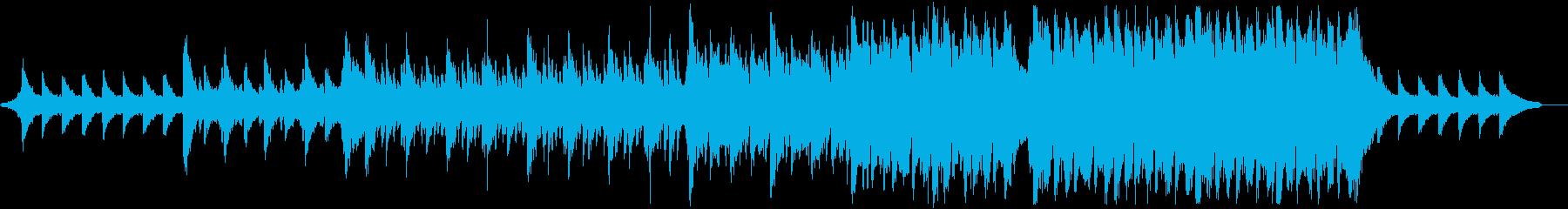 ポジティブポップオーケストラ:シンセ抜きの再生済みの波形