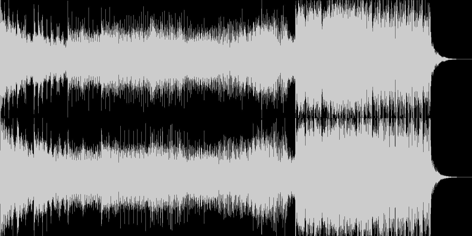 Texture_Cinematicの未再生の波形
