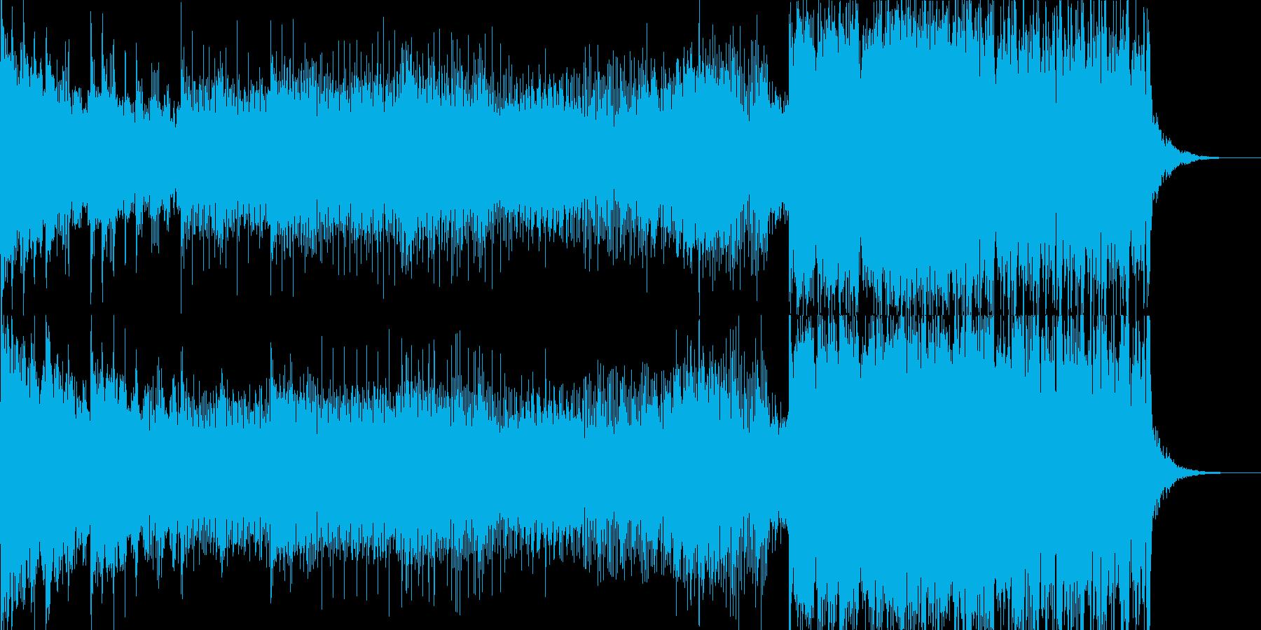 Texture_Cinematicの再生済みの波形
