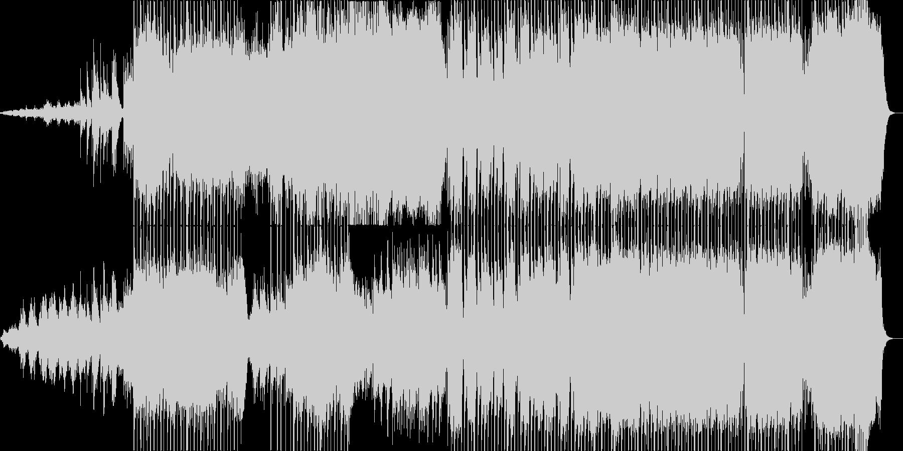 ドキュメンタリー。エスニック。アラ...の未再生の波形
