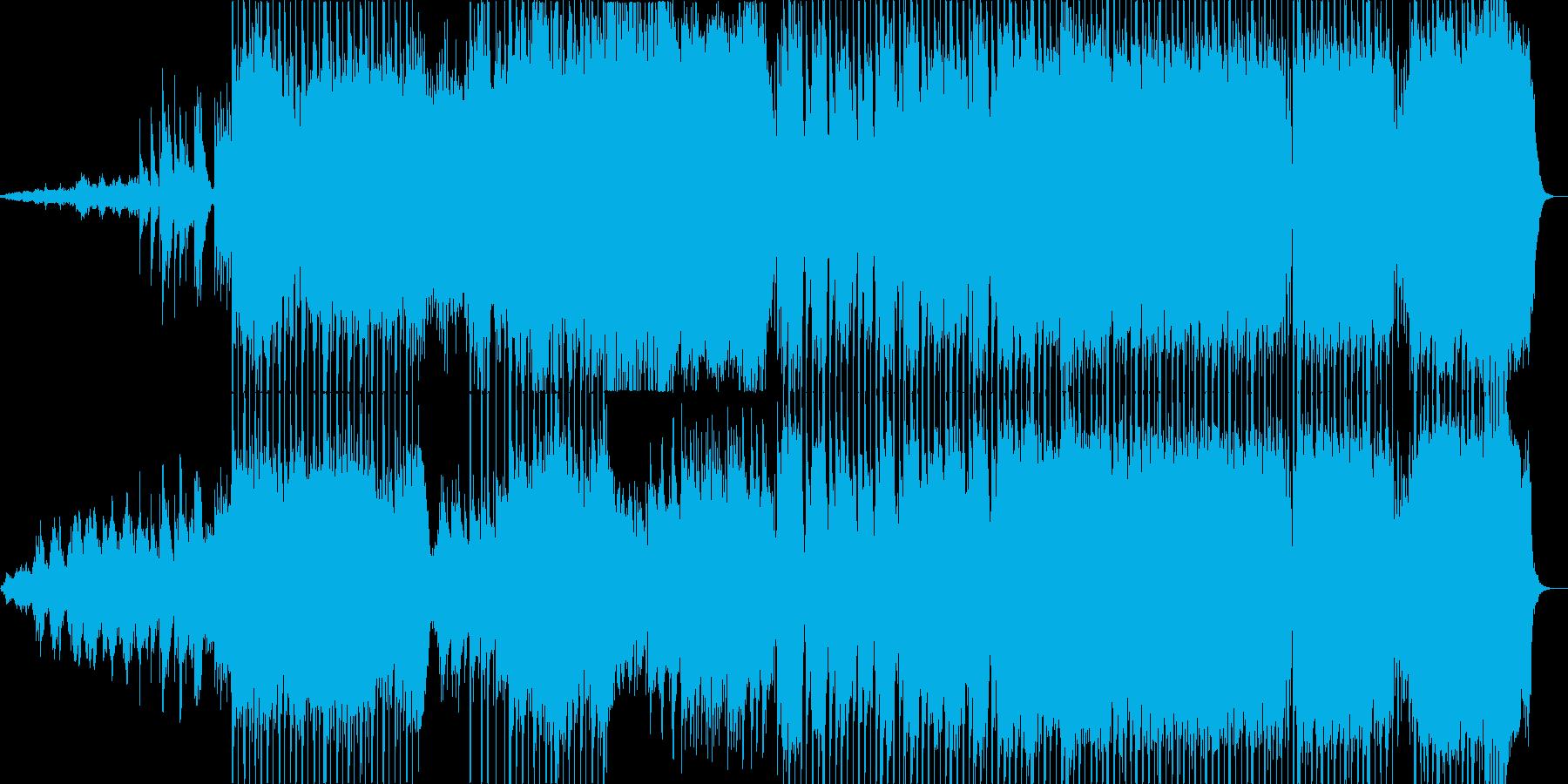 ドキュメンタリー。エスニック。アラ...の再生済みの波形