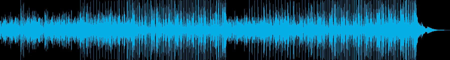 Cartoon サスペンス 説明的...の再生済みの波形