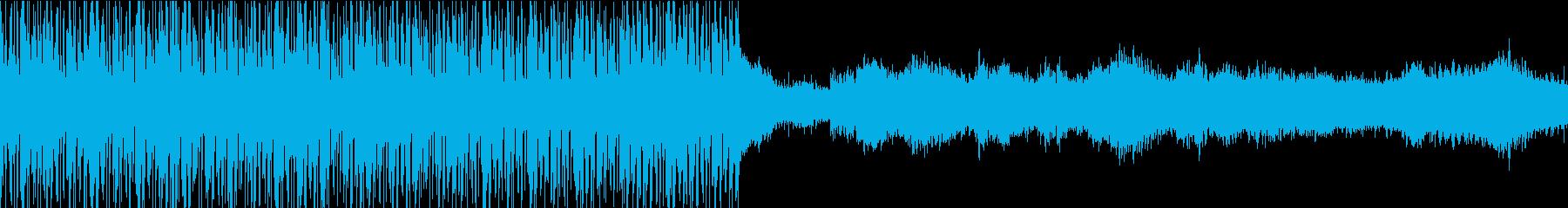 企業VP/ゲーム/近未来/ループ仕様の再生済みの波形