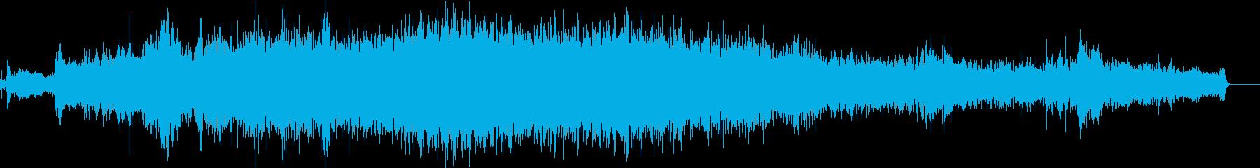 CAR、VAN V8、RIDE、F...の再生済みの波形