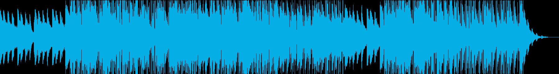 切ないラブソング・Pops洋楽RnBの再生済みの波形