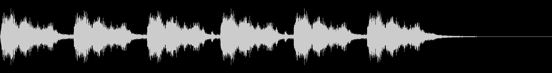エイリアンミュージックビート:イン...の未再生の波形