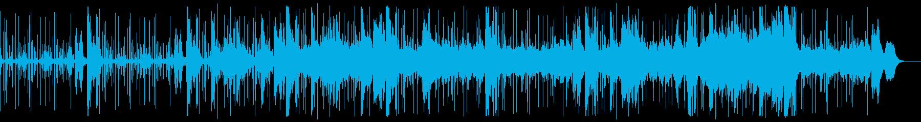 電子音・エレクトロニカ 壮大で情緒的の再生済みの波形