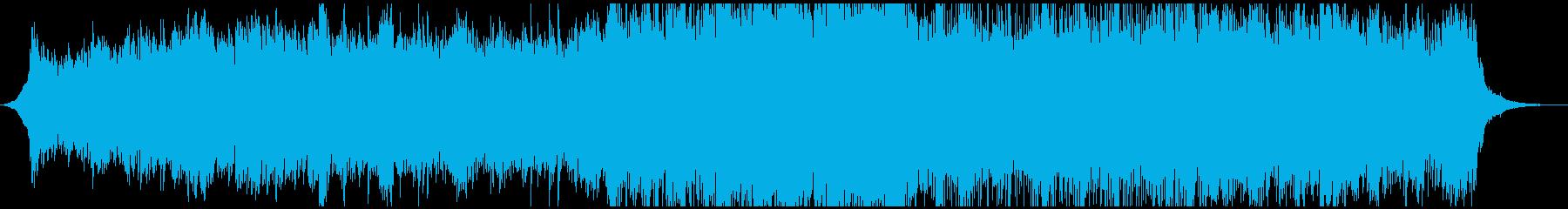 室内楽 モダン 交響曲 アンビエン...の再生済みの波形