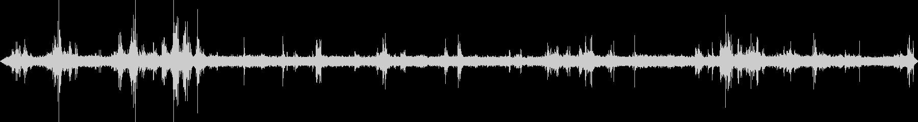 [ASMR] 風鈴とカエル_02の未再生の波形