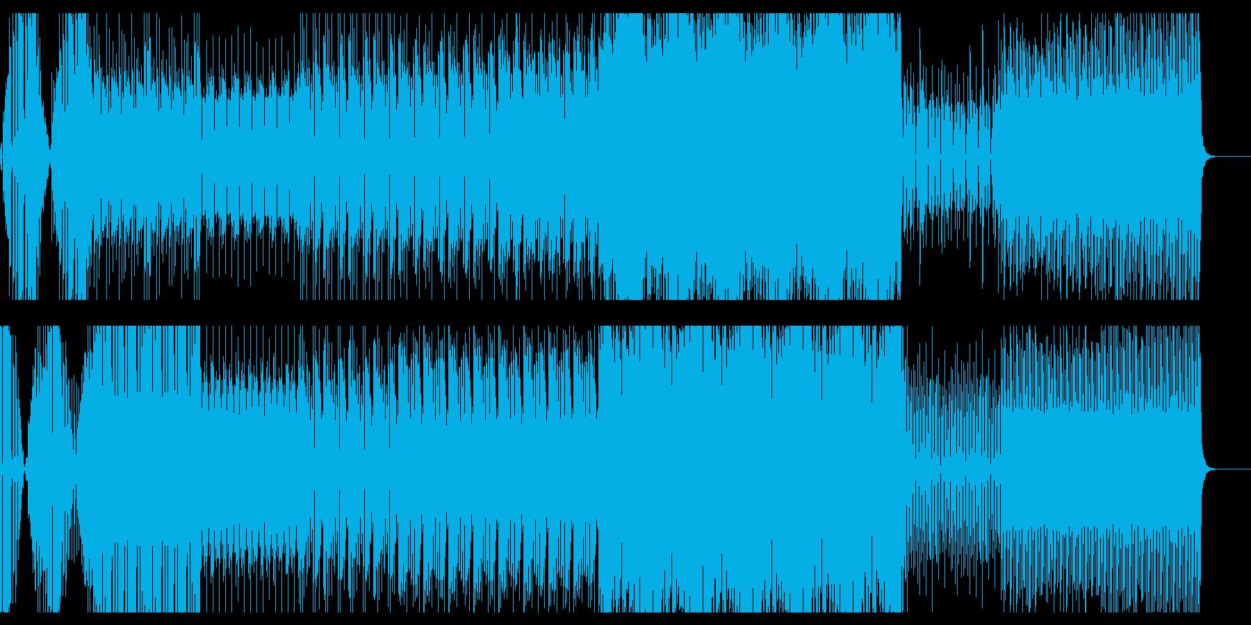 病気の苦しみのBGMの再生済みの波形