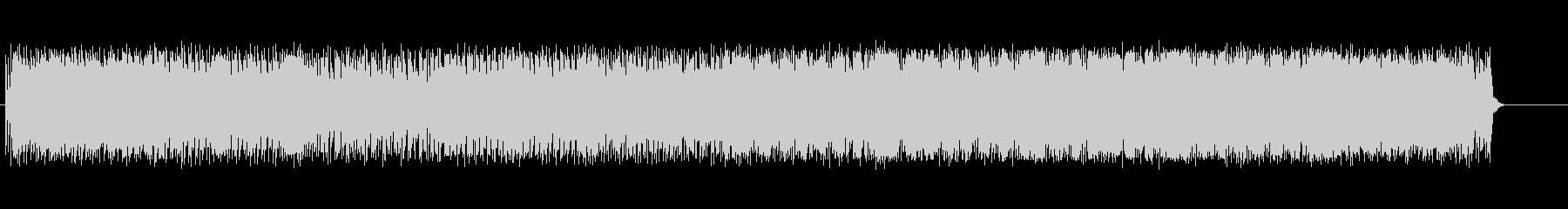 8ビートの疾走のポップフュージョンの未再生の波形