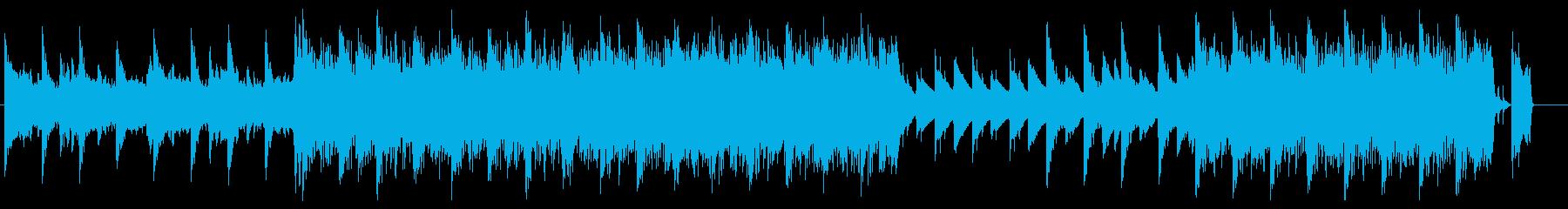 風鈴のバラードの再生済みの波形