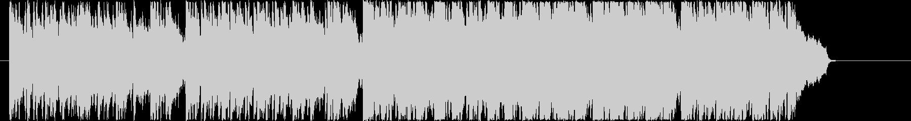 企業_CM_ オーガニックの未再生の波形