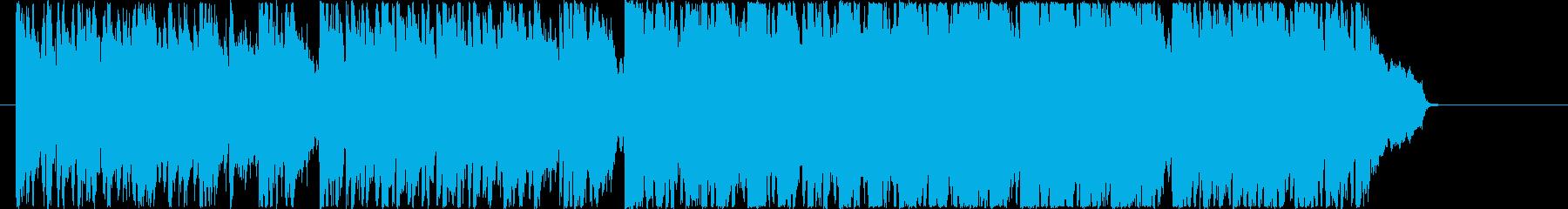 企業_CM_ オーガニックの再生済みの波形