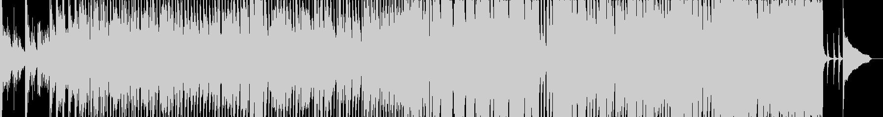 BASIE スイングしなきゃジャズじゃなの未再生の波形