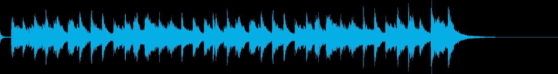 CM・通販/ウエスタン風・わくわく楽しいの再生済みの波形
