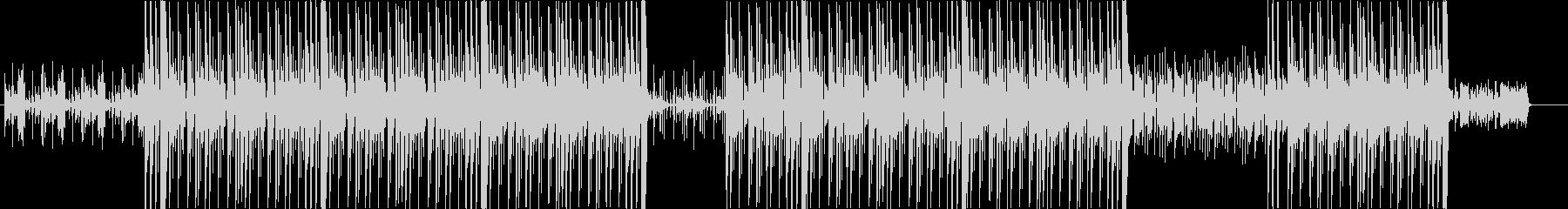 洋楽、エモR&B、トラップソウル♪の未再生の波形