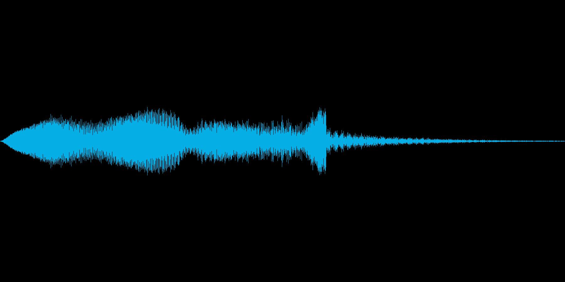 アウトバックランチャー、Didge...の再生済みの波形