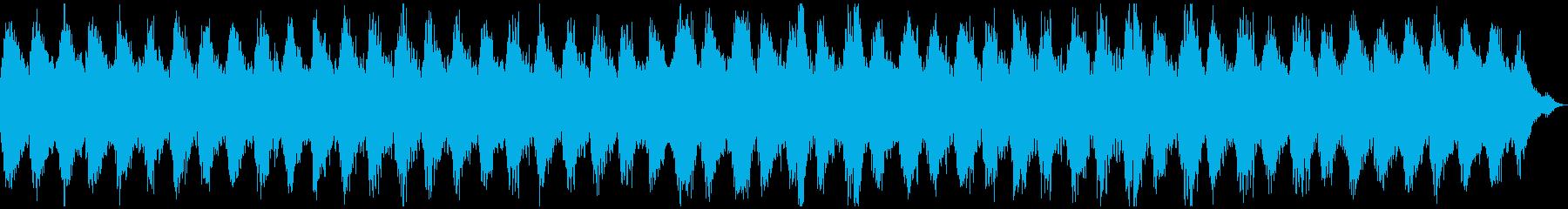 瞑想やヨガ、睡眠誘導のための音楽 04bの再生済みの波形