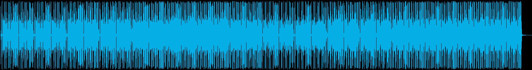 未来IT-動画PVなどのシンセエレクトロの再生済みの波形