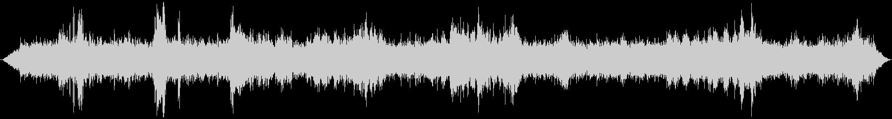 ドローン アトミックスクレイプ01の未再生の波形