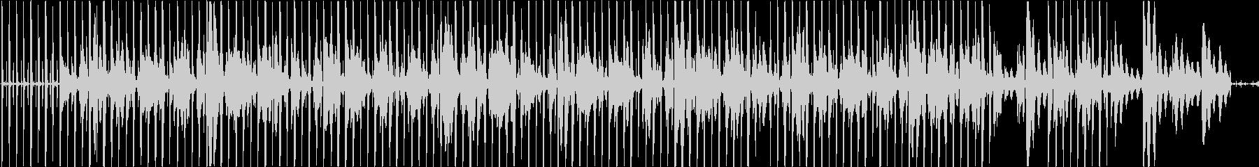 【チル】ネオソウル、LoFiヒップホップの未再生の波形