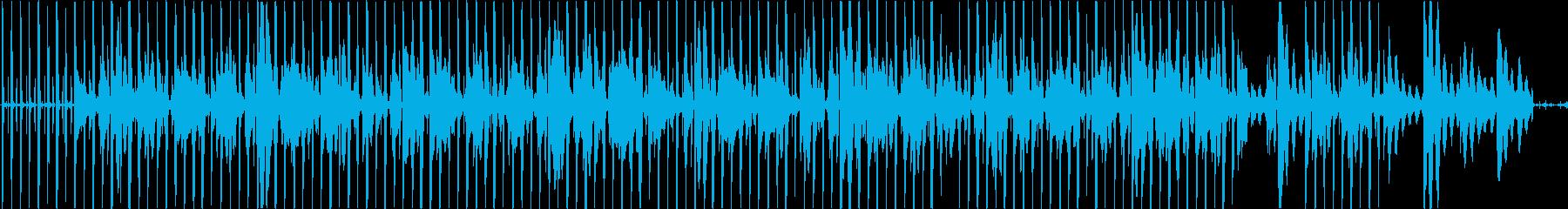 【チル】ネオソウル、LoFiヒップホップの再生済みの波形