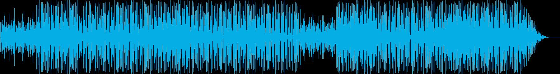 ヒップホップ楽器。オーケストラと溝...の再生済みの波形