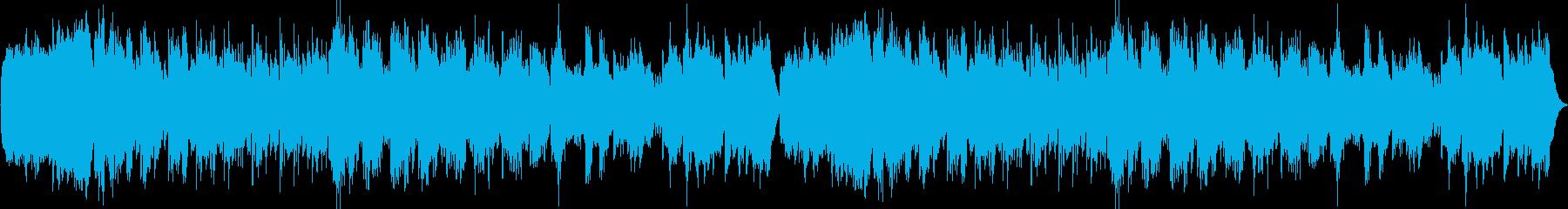 ファゴット/森林浴/爽やか/SRPGの再生済みの波形