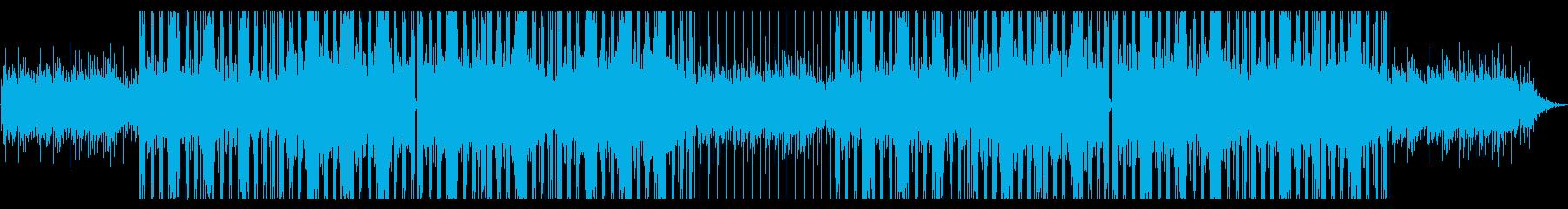 村・フィールド曲 ファンタジー系ゲームの再生済みの波形