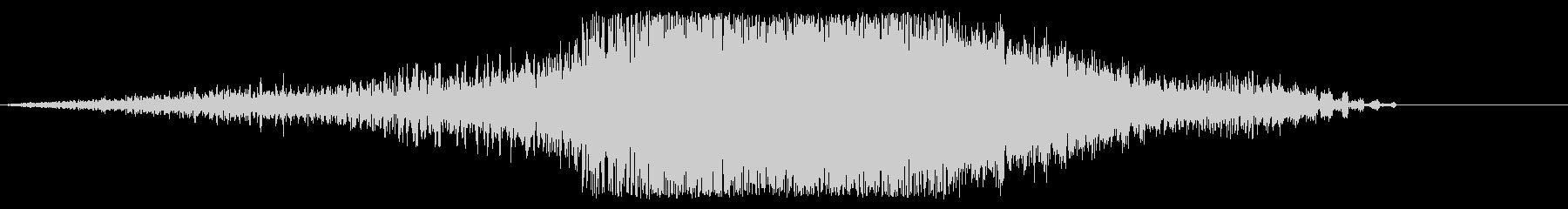 ヘビーエレクトロスペースシンセミュ...の未再生の波形