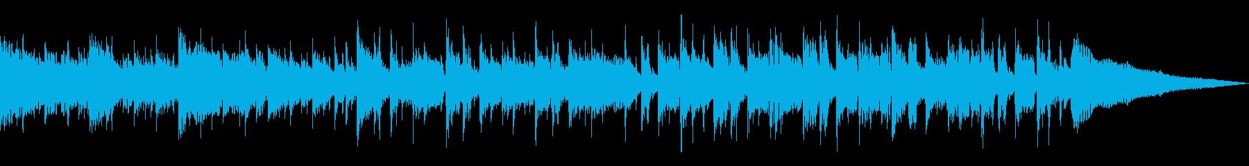 AuspiciousDay 30秒メロ無の再生済みの波形