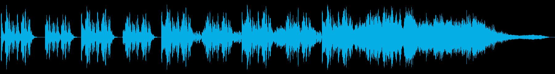奇妙で恐ろしい闇のピエロ オーボエの再生済みの波形