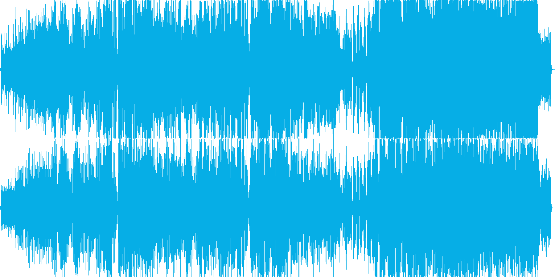 英語/女性ボーカル/ラテン/パーティーの再生済みの波形