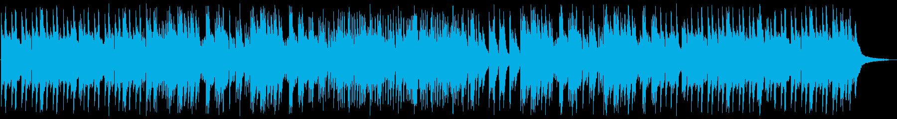 メローでメロディアスなピアノサウンドの再生済みの波形