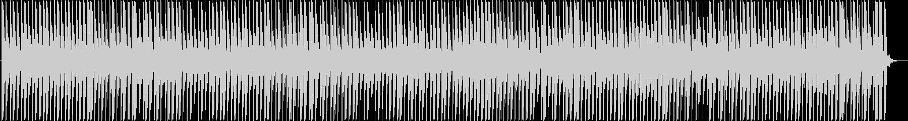 クールなアフロビートレゲエの未再生の波形