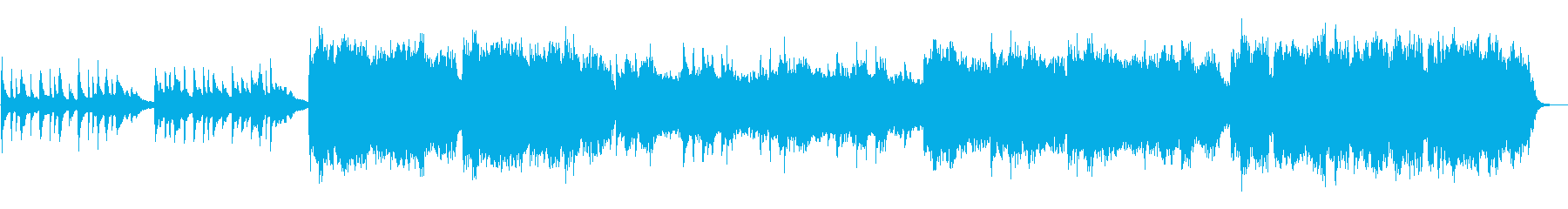 【リズム抜】日本の伝統や四季/壮大な和風の再生済みの波形
