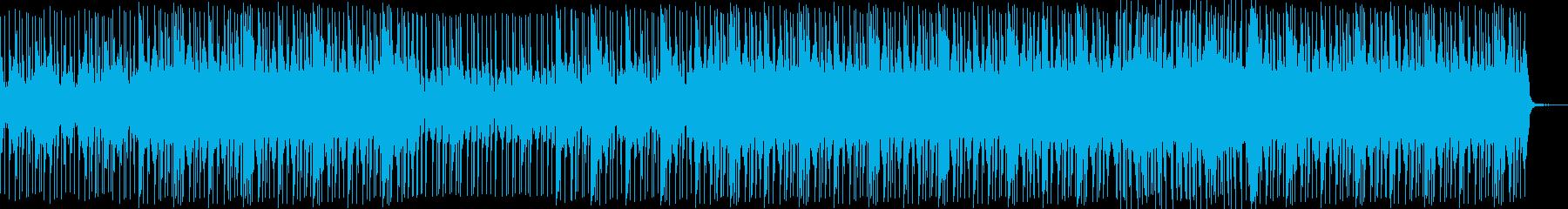 ほのぼのヒップホップの再生済みの波形