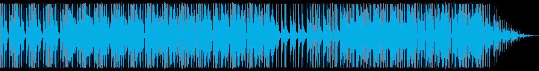 寂しい/ピアノ/R&B_No489_1の再生済みの波形