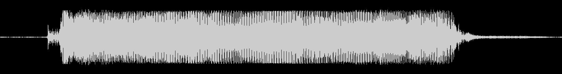 ギターメタルパワーコードnの未再生の波形