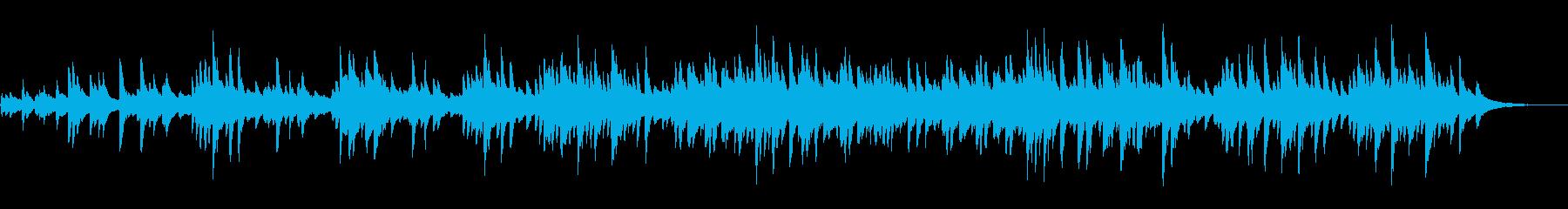 和食動画のBGMに!あの曲の琴カバーの再生済みの波形