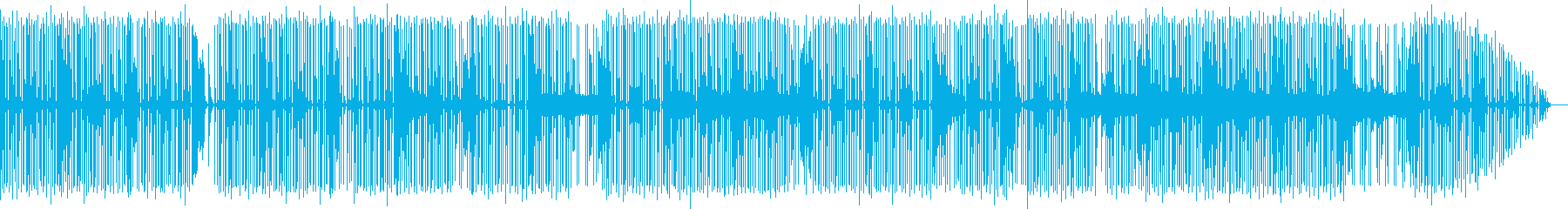 トラップ ヒップホップ レトロ エ...の再生済みの波形
