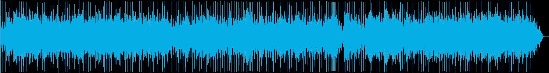 美しき青きドナウ(和風)の再生済みの波形